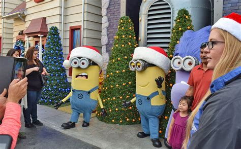 universal studios hollywood decorate