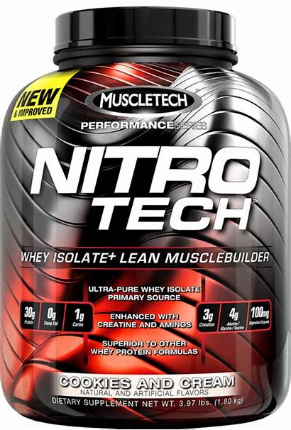 Nitro Tech Lbs Nutrition