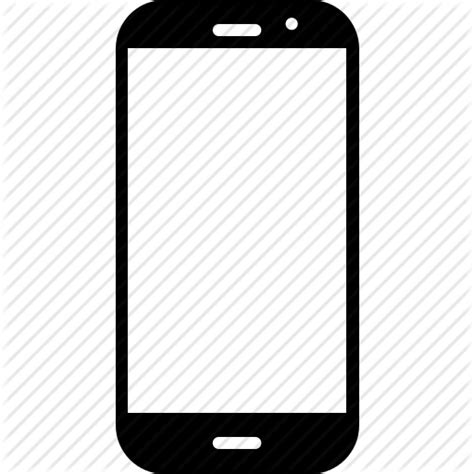 mobile phone icon vector png white phone clipart icon mobile pencil and in color phone