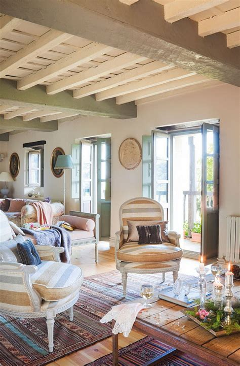 french country cottage  christmas decor home bunch interior design ideas