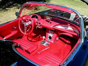 1959 Chevrolet Corvette Custom Convertible