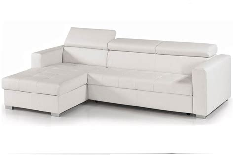 canapé blanc angle photos canapé d 39 angle cuir blanc