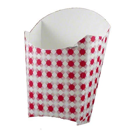 dopaco large french fry carton  oz basketweave pr