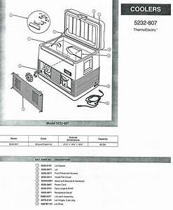 Coleman Thermoelectric Cooler Wiring Diagram