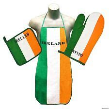 Kitchen Aprons Ireland by Flag Print Kitchen Aprons For Sale Ebay