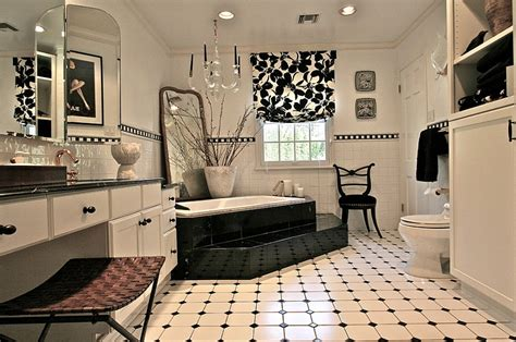 black and white bathroom ideas gallery black and white bathrooms design ideas decor and accessories