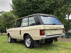 1974 Land Rover Range Rover Classic 3 5 V8 Manual For Sale