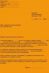 7+ lettre motivation stage bafa lettre administrative