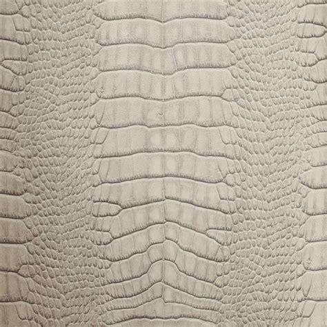 Faux Animal Skin Wallpaper - galerie faux alligator skin print wallpaper taupe