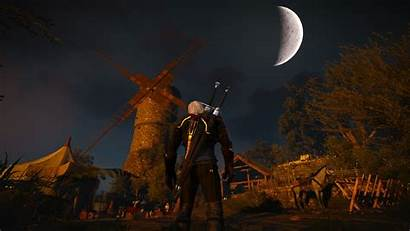 Witcher Pc Wild Hunt 4k Wallpapers Android