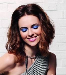 Carré Mi Long Plongeant : coiffure carr mi long plongeant d grad femme cheveux ~ Dallasstarsshop.com Idées de Décoration