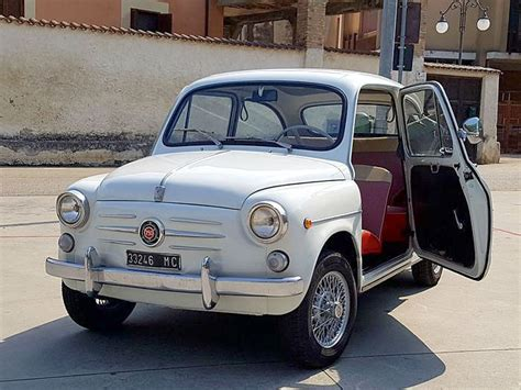 Fiat 600d by Fiat 600 D 750 1963 Catawiki