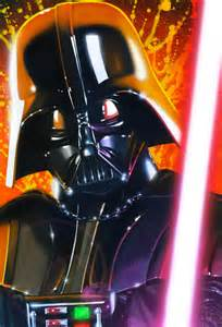 Star Wars Vader Portrait