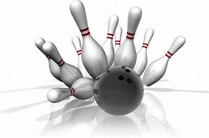 Bowling Pins Ball Schlag Rollender Ten Kegeln