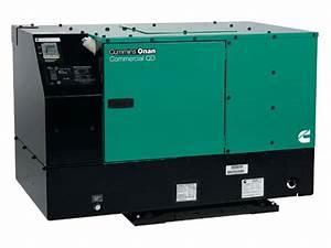 7500 Watt Diesel Generator