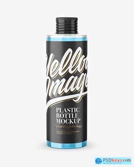 You can customize this to mockup your any other product, comes with movable objects, editable backgrounds, color variations, cap variations etc… the layers in psd file are segregated and colorized. Clear Plastic Bottle Mockup 45779 » Free Download ...