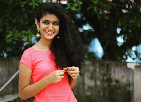 priya prakash varrier first film priya prakash varrier reportedly approached for telugu