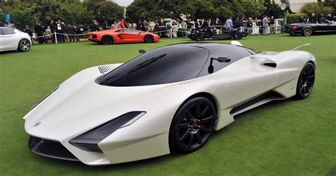 Top 5 Fast cars