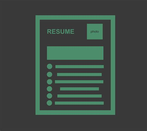 how to make a resume that will look on a phone
