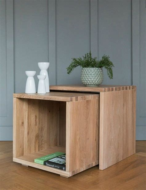 If you'd like to buy extra volker cube seats go here. Malmo Solid Oak Nesting Cube Coffee Tables at Rose & Grey ...