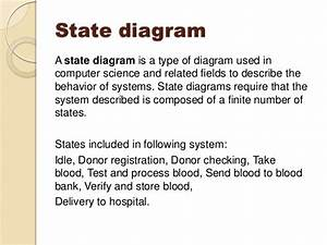 Blood Bank Management System  Including Uml Diagrams