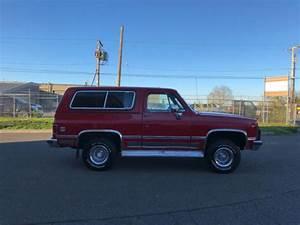 K5 Blazer Jimmy Gmc Chevy Full Size Bronco Ford 4x4 4wd