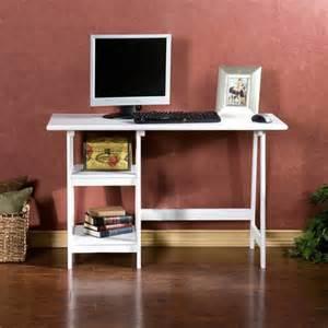 huntsville 2 shelf desk multiple colors walmart com