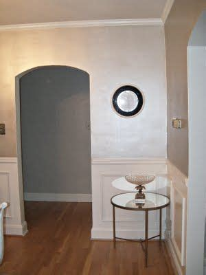 this is not a room in my home but it demonstrates the silver color i have chosen valspar