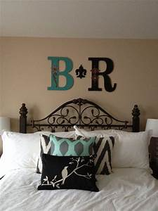 hobbies letters and bedrooms on pinterest With bedroom letter decor