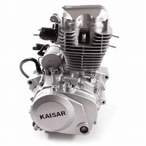 125cc Motorcycle Engine 156fmi For Ks125-23