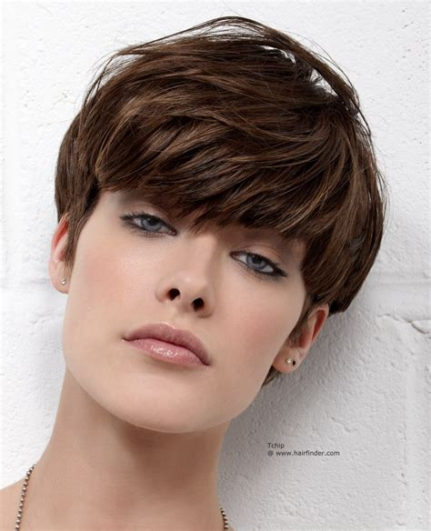Hairstyles to do for Short Mushroom Hairstyles Short