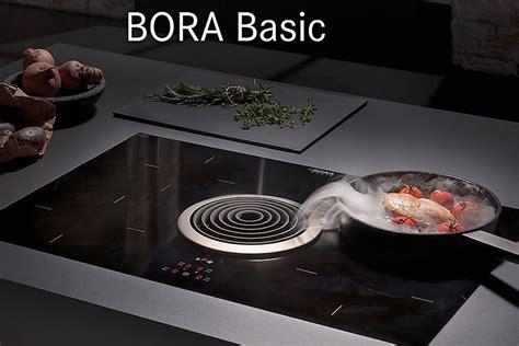 Kochfeld Autark Bora Biu Incl. Edelstahl-mauerkasten 150