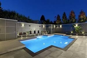 Swimming Pool Dekoration : landscape lighting ideas gorgeous lighting to accentuate the architecture of your building ~ Sanjose-hotels-ca.com Haus und Dekorationen