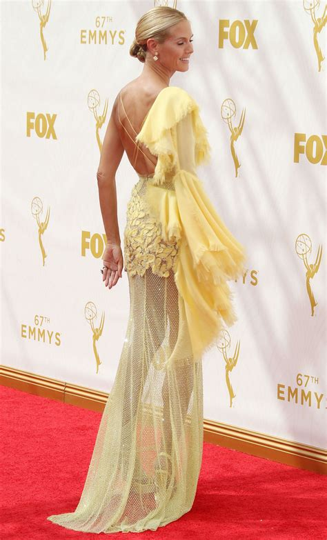 Heidi Klum Annual Primetime Emmy Awards