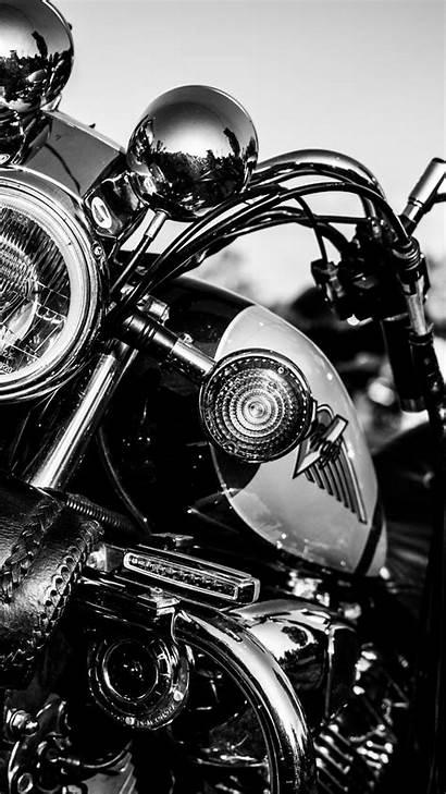 Harley Davidson Dark Iphone Cool Yellow Backgrounds