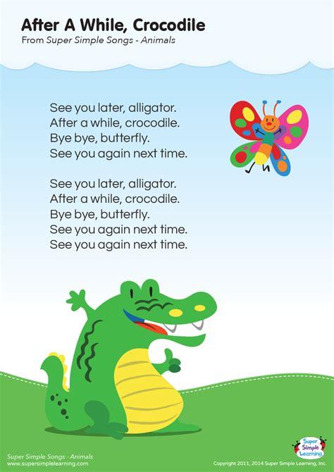 lyrics posters resource type super simple
