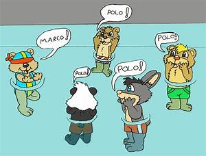 Pool Games-Marco Polo by 101boy on DeviantArt