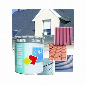 Peinture Pour Toiture : peinture mate pour toiture acrytoit ore ~ Melissatoandfro.com Idées de Décoration