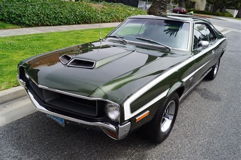 1970 For Sale by 1970 Amc Javelin Sst For Sale