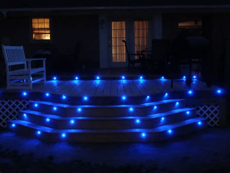 led decking lights led deck lighting strips home design ideas