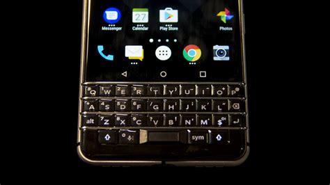 blackberry keyone review pc advisor