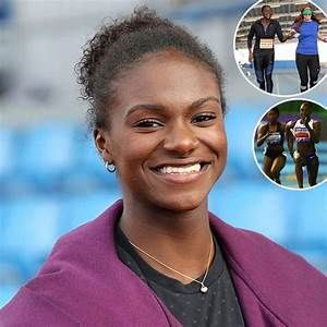 Dina Asher-Smith's Hard Training Pays Off: Gained Height ...