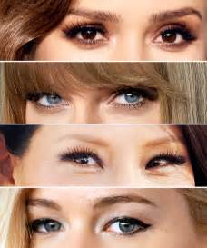 makeup tips   eye shape instylecom