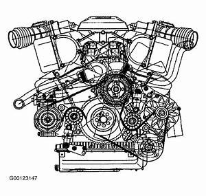 2002 Bmw 540i Serpentine Belt Routing And Timing Belt Diagrams