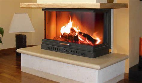 camino ventilato tutti  segreti del riscaldamento  legna