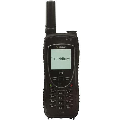 push to talk phones iridium push to talk and the iridium ptt satellite