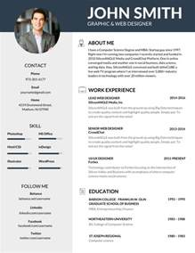 Resume Photo by 50 Most Professional Editable Resume Templates For Jobseekers