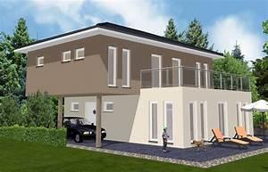 Stadtvilla Mit Garage : lyra haus stadtvilla mit garage ~ Lizthompson.info Haus und Dekorationen