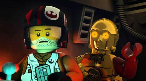 poe   rescue lego star wars  resistance rises