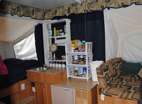 27 best images about Pop up camper storage & reno ideas on